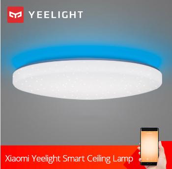 Original Xiaomi Yeelight Jiaoyue 650 Surrounding Ambient Lightning LED Ceiling Light / Kostenloser Versand aus der EU [Spanien]