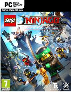 [Steam] The Lego Ninjago Movie Video Game PC für 6,55€ @ CDKeys