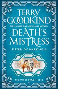 "[Amazon] [ Kindle] [eBook] Terry Goodkind: ""Death's Mistress - Sister of Darkness: The Nicci Chronicles (englsiches eBook, Band1)"" für Amazon Kindle"