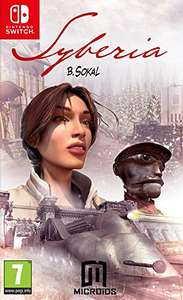 Syberia (Switch) für 21,11€ (Amazon FR)