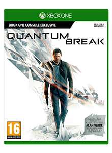Quantum Break inkl. Alan Wake (Xbox One) für 15,68€ (Amazon UK)