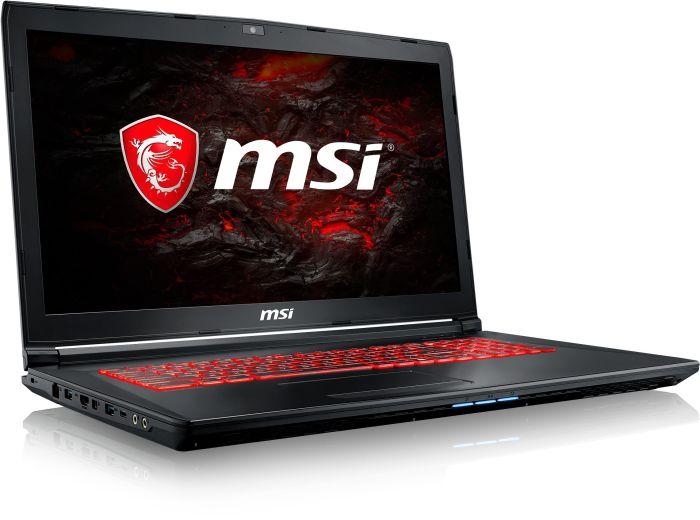 MSI GL72MVR 17''-Gaming-Notebook mit i7 und Geforce 1060 (6GB) + MSI-Bundle für 989€ [NBB]
