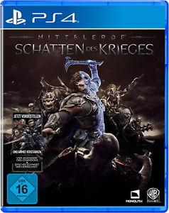 Mittelerde: Schatten des Krieges (PS4) für 20€, Tekken 7 (PS4) für 25€ (Xbox One) für 20€, Call of Duty: WWII (PS4) für 25€, Doom (PS4) für 10€ uvm.