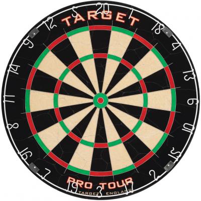 Target Pro Tour Dartboard bei dartshop.de