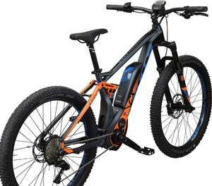 Stadler: BULLS SIX50 + E FS 3 ELEKTROFULLY MOUNTAINBIKE