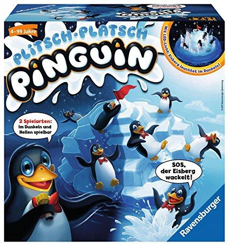 Plitsch Platsch Pinguin für 13,99€ // Make'n'Break für 16,94€ mit Prime