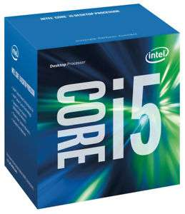 Intel Core i5-7600K (6MB Cache, 3,80 GHz Turbo 4,20 GHz) BOX ohne Kühler
