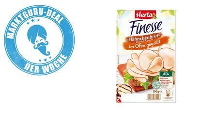 [Marktguru] 0,40€ Cashback für Herta Finesse