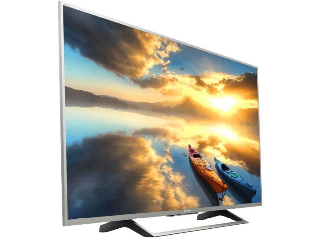 Sony KD55XE7077 139 cm (55 Zoll) 4K Ultra HD LCD-Fernseher, LED-Backlight, 400 Hz, Dolby Digita