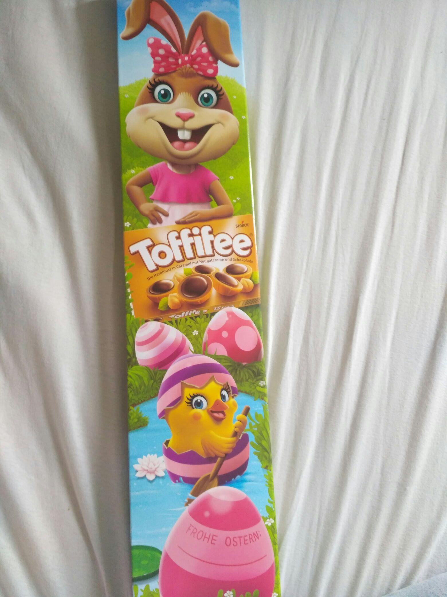 Lokal? |Toffifee Oster Edition! 0,66 € pro 125 gr Aldi|
