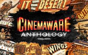 Cinemaware Anthology (z.B. Defender of the Crown, SDI, It Came From the Desert) (Steam) für 2,49€ [Humble Store]