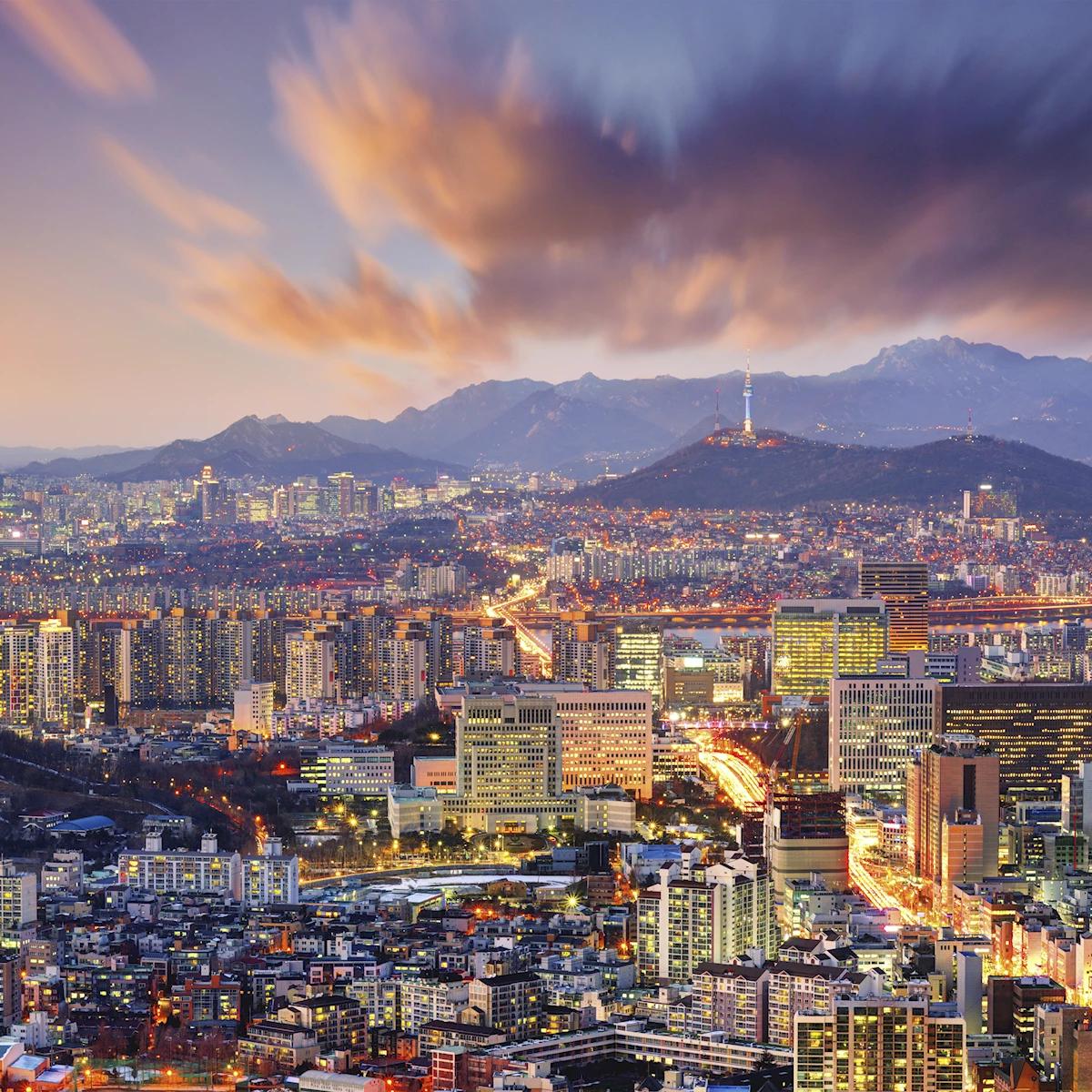 Flüge: Südkorea [November - Februar] - Hin- und Rückflug mit LOT von Amsterdam nach Seoul ab nur 390€ inkl. Gepäck