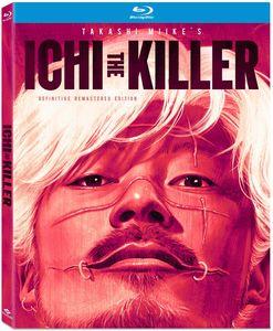 Ichi The Killer Remastered Blu-Ray (Region Free)