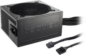 be quiet! Pure Power 10 400W Netzteil (DC-DC, 80+ Silber) für 42,07€ & mit 500W für 52,74€ [Digitalo]