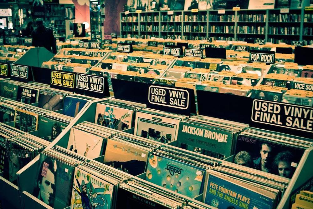 Vinyl Aktion bei Amazon.fr / Diverse Alben zwischen 7,50€ und 20€