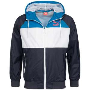 Puma Jacken-Sale bei SportSpar, z.B. Windbreaker in 2 Farben