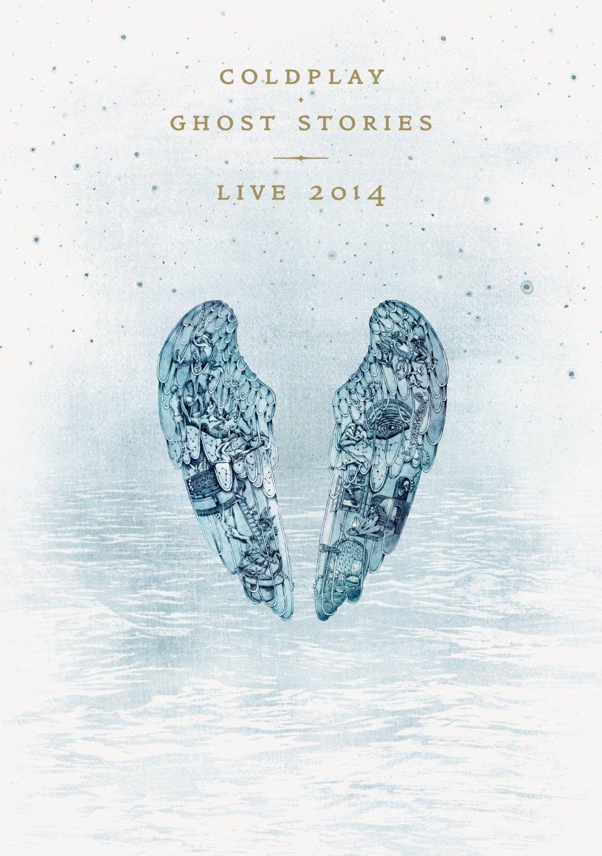 Konzert–Doku: Coldplay – Ghost Stories HD [SRF Mediathek]