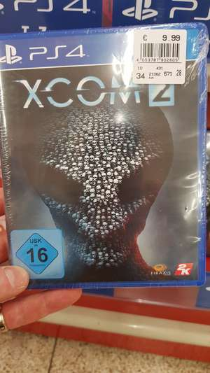 Xcom 2 ps4 9,99€ LOKAL Real Göttingen in Weende
