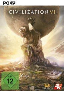 Sid Meier's Civilization VI (PC Retail) für 10€ versandkostenfrei (Media Markt)
