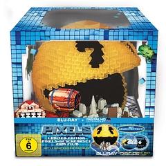 Pixels Pacman Cityscape Edition (2Disc) 3D / 2D [3D Blu-ray] bei Mediamarkt.de - nur bis morgen 9 Uhr!