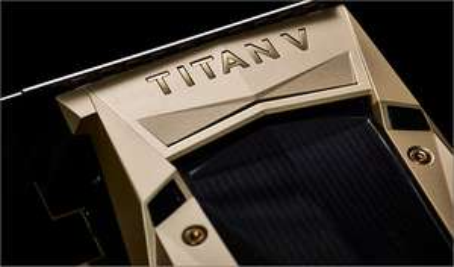 NVIDIA TITAN V   12GB HBM2   (Wieder Verfügbar)