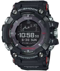 Casio G-Shock Rangeman Herrenuhr GPR-B1000-1ER Solar, GPS, Bluetooth, 20bar, etc.