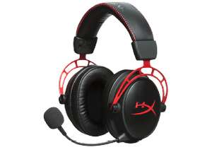 Kingston HyperX Cloud Alpha Gaming Headset 77€ Saturn/Amazon