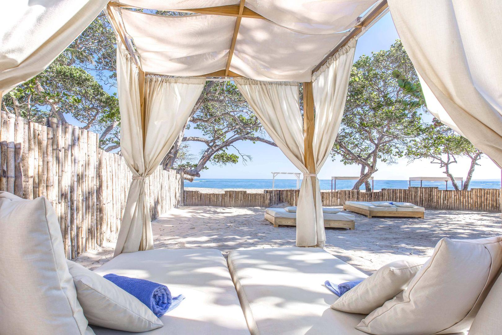 11 Tage Dominikanische Republik im 4,5* Hotel mit All In, Flug, Rail&Fly u. Transfer ab 940€