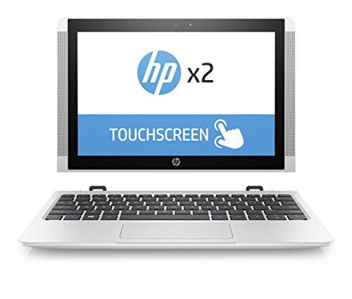 [Amazon] HP x2 10-p003ng (Z6K87EA) 25,7 cm (10,1 Zoll / WXGA IPS eDP) Convertible Laptop (2in1 Notebook und Tablet, Atom X5-Z8350, 128 GB eMMC, 4 GB RAM, Intel HD Graphics, Windows 10 Home) weiß