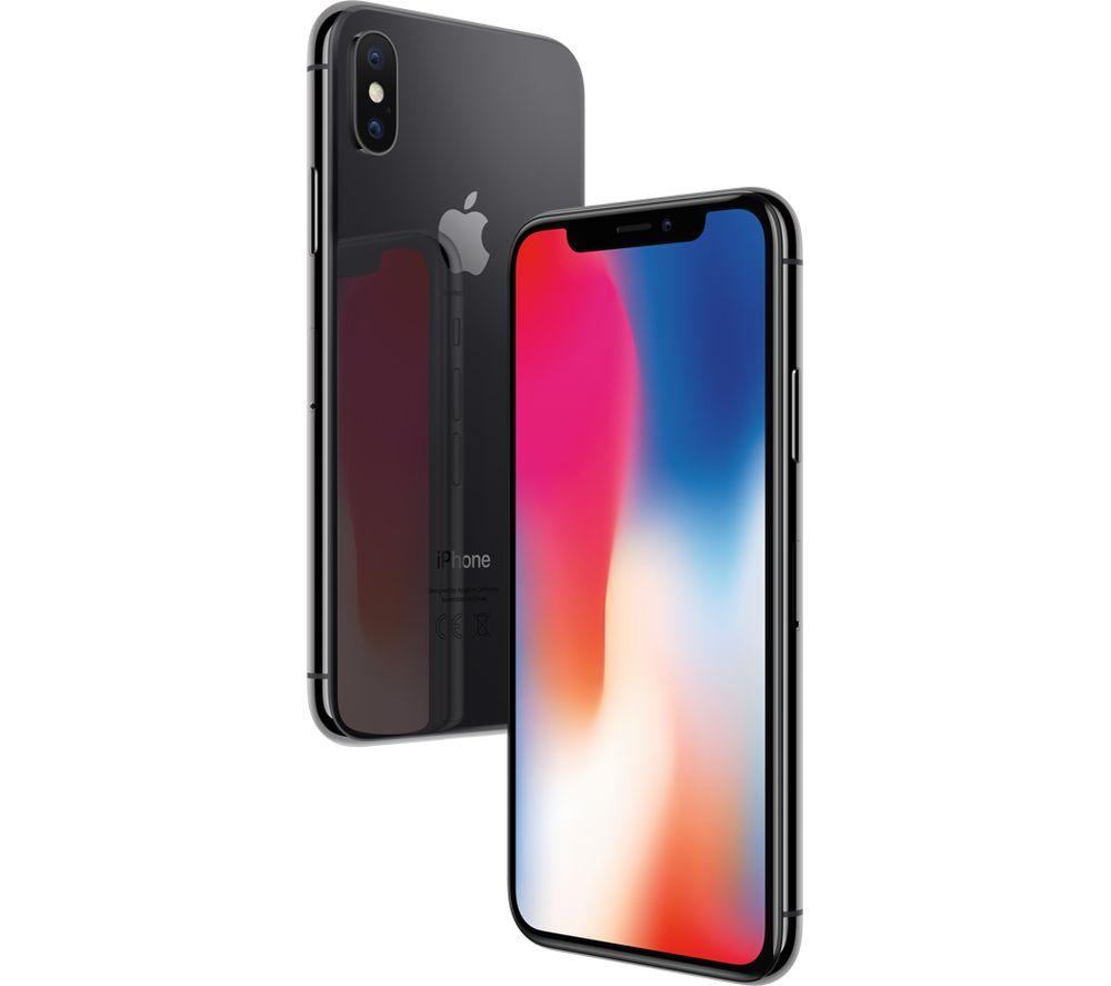 Apple iPhone X 64 GB spacegrau u. silber NEUWARE für 881,10€ plus 48,95€ in Superpunkten (Club) [Rakuten]