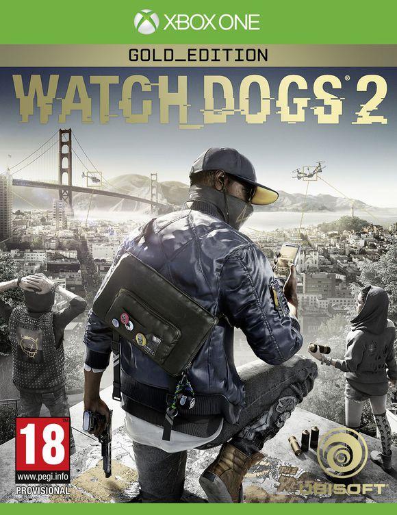 Watch Dogs 2 Gold Edition (Xbox One) für 20,95€ (Coolshop)