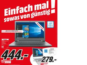 Lenovo Ideapad 110 - Core i5 Notebook [Media Markt Köln Kalk]