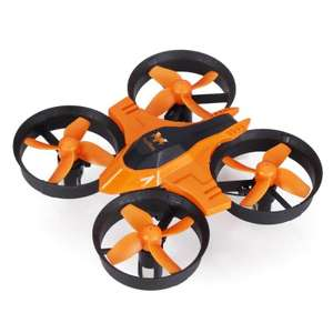[Gearbest] F36 Mini RC Drone - Orange