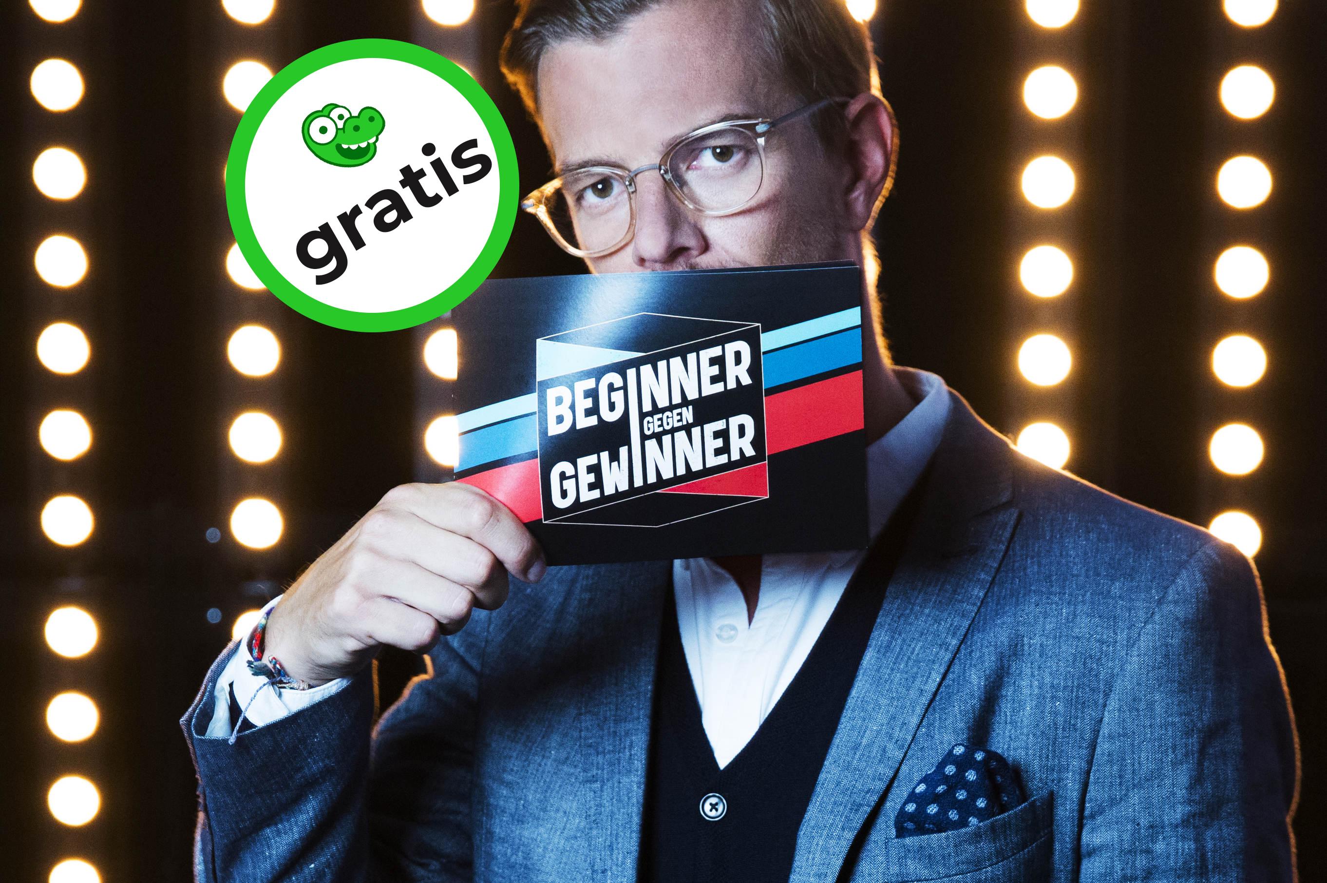 Beginner gegen Gewinner – GRATIS (Lokal München)