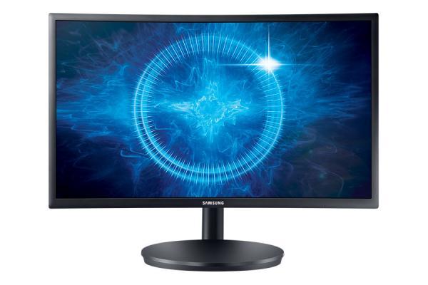 Samsung C24FG70 ergonomischer 24''-Curved-Monitor mit Quantum Dot, 144Hz, FreeSync und 125% sRGB für 222€ [KMComputer]