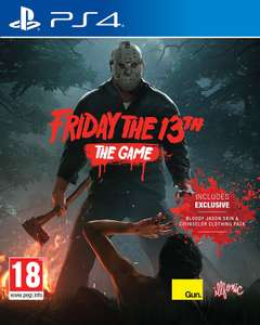 Friday the 13th: The Game (PS4) für 23€ (Amazon.co.uk)