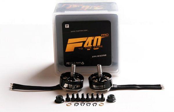 "T-Motor F40 Pro FPV Race Brushless Motor 2400kv ""2 Stück"""