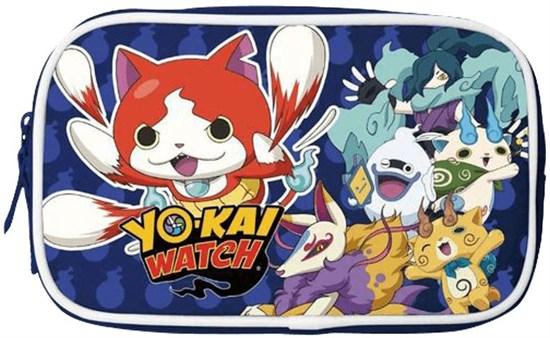 YO-KAI Watch Jibanyan Soft-Tasche (New 3DS XL, Blau) für 7,96€ (GameStop)