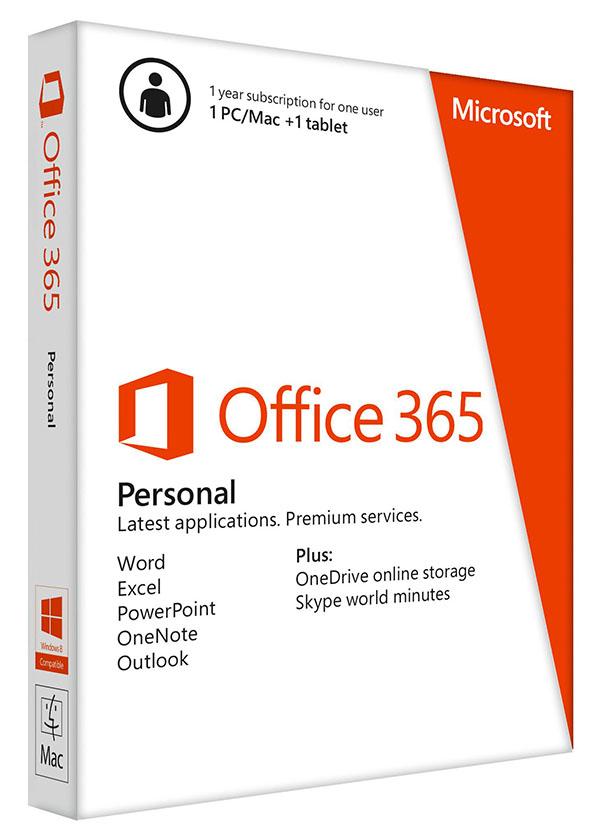 Office 365 Personal, incl Bullguard - seriöser Anbieter [Notebooksbilliger]