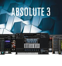 50% Rabatt auf Absolute 3 VST Instrument Collection
