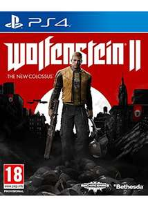 Wolfenstein II: The New Colossus​ (PS4) auf 22,86€ (Base.com)