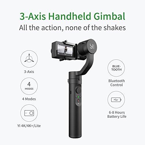 YI Action Gimbal 159,99€ im Lightning Deal // Kamera und Gehäuse ebenfalls im Deal!
