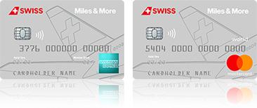 Schweiz:Bis zu 40000 Meilen für Classic Duo Kreditkarte