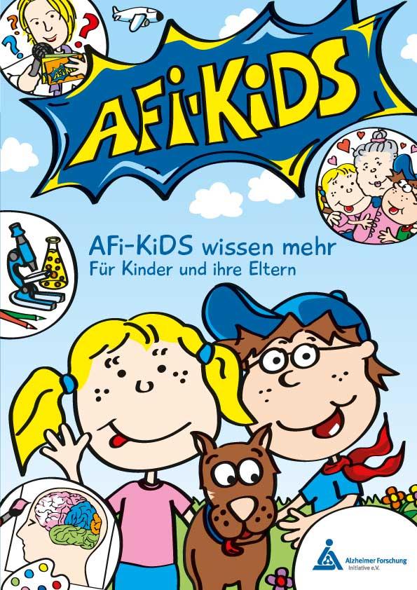 AFI-KIDS - Broschüre (Alzheimerforschung)