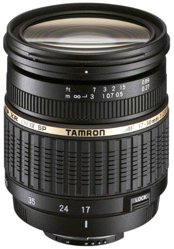 Tamron SP AF 17-50mm f2.8 XR Di II LD IF (Nikon F) für 208,47€ [Amazon.es]