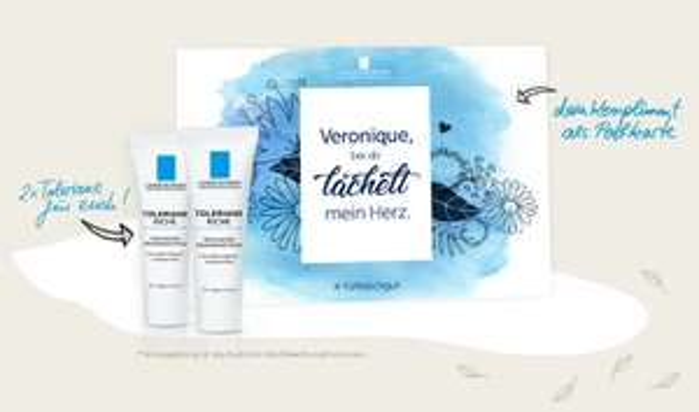 La Roche-Posay: gratis zwei TOLERIANE-Riche Hautpflege-Testprodukte (2 x 3 ml)