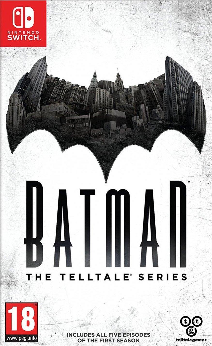 Batman: The Telltale Series (Nintendo Switch) für 23,44€ (Amazon.es)