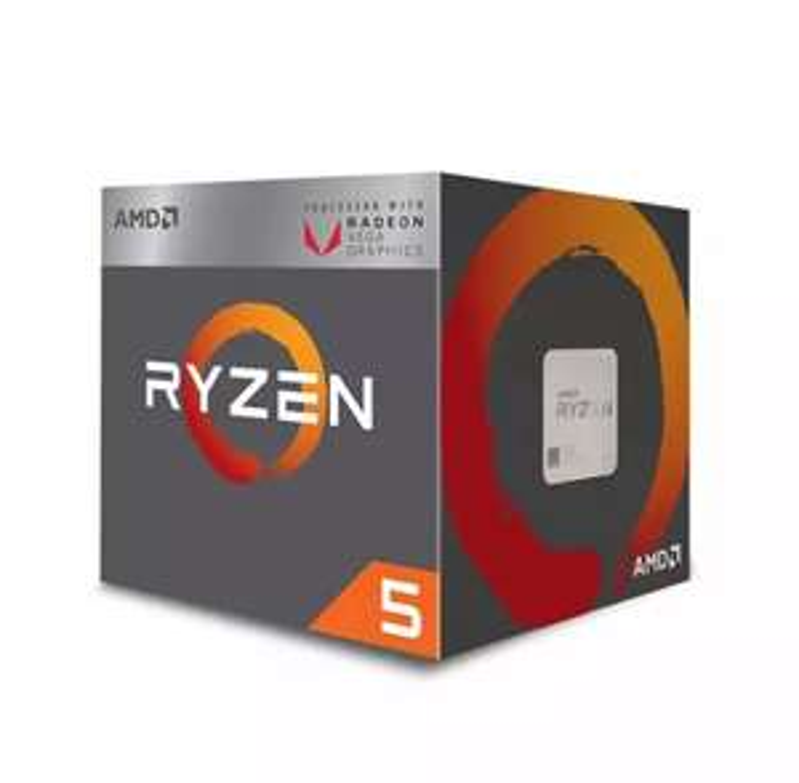 AMD Ryzen 5 2400G