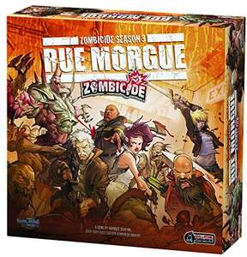 [Toys'R'Us online] Brettspiel Zombicide Season 3: Rue Morgue