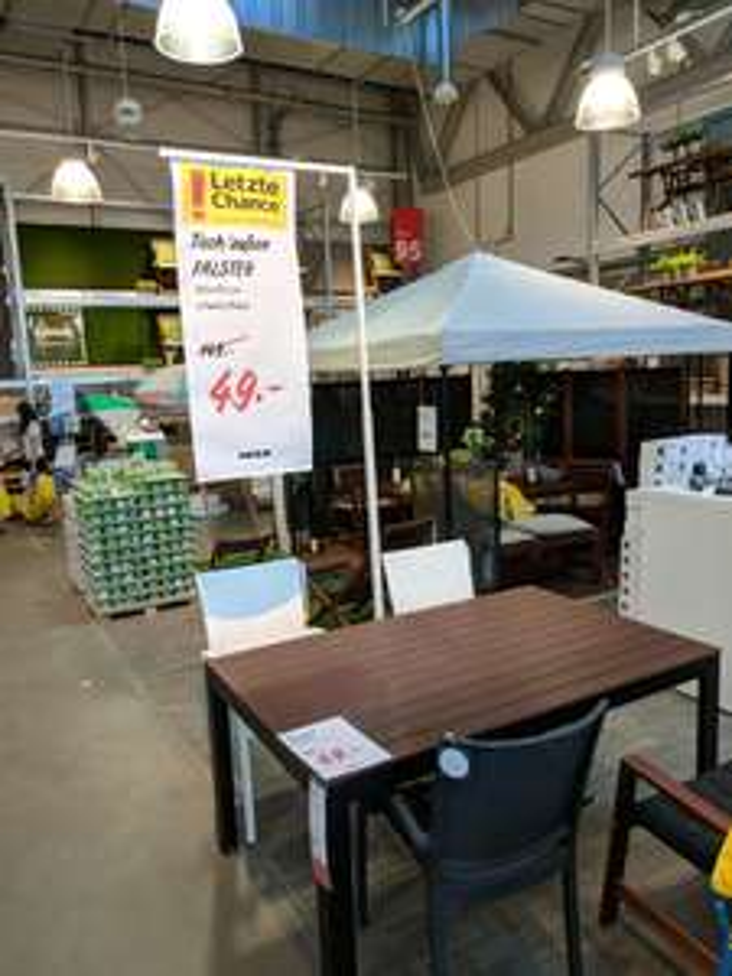 Tisch außen Falster Ikea Brunnthal